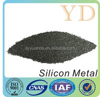 Pure Metal Silicon 553/441 lump/powder/briquettes
