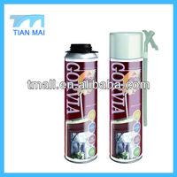 fire proof polyurethane foam sealant pu foam spray