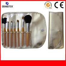 7 pcs Makeup Brushes Cosmetic Travel Brush Kit/Set