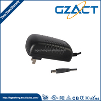 OEM Wall mounted UL listed SAA CE ac dc adapter 5v 12v 24v 36v