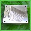 Mecanizado cnc de aluminio accesorios, conjunta, tubo