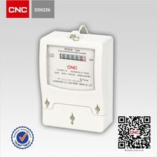 Quality guarantee DDS226 3 phase 4 wire energy meter connection