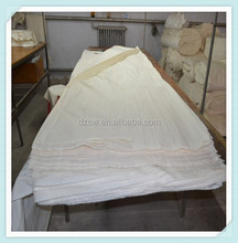 """126"""" High quality Wide Wdith 100% Cotton Grey Sheeting Fabric"""