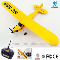 J3-Piper Foam 2.4G RC Airplane Model