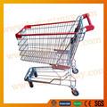 Hight quality supermercado alambre carros de supermercado venta