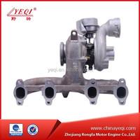 BV39 Turbocharger A3 1.9 TDI,Octavia II 1.9 TDI;P/N:54399880022,5439-988-0022,751851-5003S ;OEM:038253014G,03G253014F