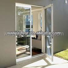 office partition wall front door designs from China alibaba