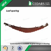 Sup7/Sup9/Sup9A Truck Leaf Spring, Can Be Customized!