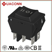 HS9-A-07K0-BB06 low price new arrival car/marine dual led rocker switch