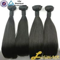 Hot Selling Natural Color Virgin Human Hair Human Hair Drawstring Ponytail