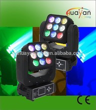 China Top Selling Individual Control Led 4 in 1 Beam Wash Moving Head Stage Lights