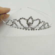 big pageant bridal veil and Tiara crown for sale