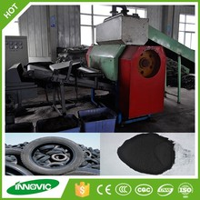 INNOVIC Tire Recycling Machine is Suitable for Korea Tire