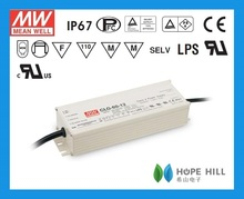 Mean well UL 60W led driver 27v dimmable,CLG-60-27