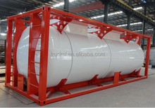 Hot sale gas stations containers LPG gas tanker container liquified gas tank container