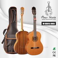 Solid Cedar classical guitar OEM factory