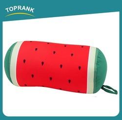 free sample provide sublimation printing plush tube pillow