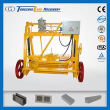 QMY4-30B block and curbstone machine