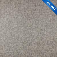 HM-3002 click system carpet grain vinyl flooring pvc flooring