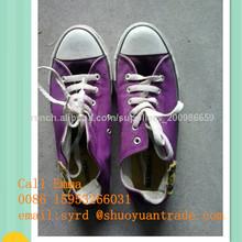 chaussures en gros utilisé