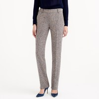 tweed stovepipe trousers pants designs for women