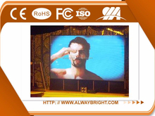 ABT P4 China animal xxx movie High Resolution p3 p4 P5 P6 P10 Led Display SMD full color indoor led Display for stage
