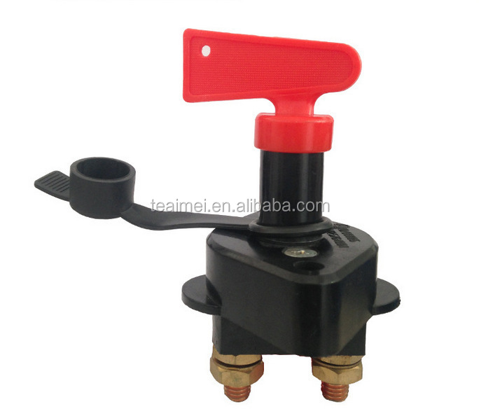 Battery Disconnect Switch Battery Isolator Switch Truck Switch