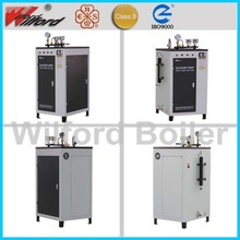 100-500kg/h commercial laundry equipment new condition electric steam boiler