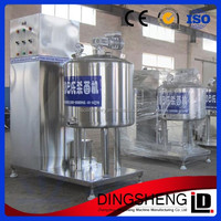Stainless Steel and Professional Milk Pasteurizer/Fruit Juice Pasteurizer