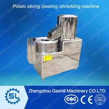 Automatic potato peeling /cutting /slicing /shredding machine for sale