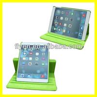 lichi pattern 360 rotating pu leather swiveling case for ipad air 5,For iPad air,for ipad 5 smart magnetic cover