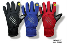 bike riding gloves/smart cycling gloves