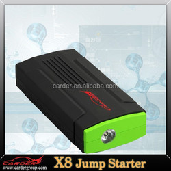 the newest car battery jumper cables 12v 13600mAh car jump starter/mini car booster for emergency use/power