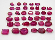Natural Ruby AFghanistan