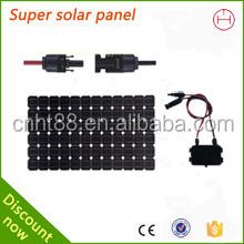 competitive price high effective 180w solar panel with CE and ROHS