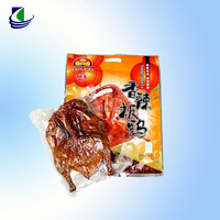 Yongming custom printed nylon pe vacuum bag lamited material vacuum food bag