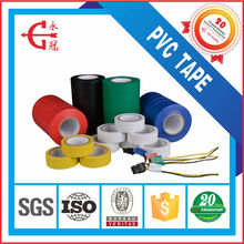 Supply glossy pvc electrical insulation PVC insulating tape