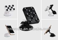 New Car Windshield Mount Phone Holder 360 Degree For Samsung Nokia Blackberry LG HTC Lava Micromax Karbonn GPS PDA