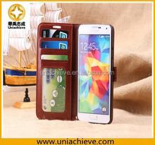 For Samsung Galaxy S5 case for Samsung Galaxy S5 leather case