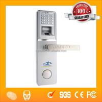 LA8 Eco Friendly Thumb Latch Electronic Gate Lock