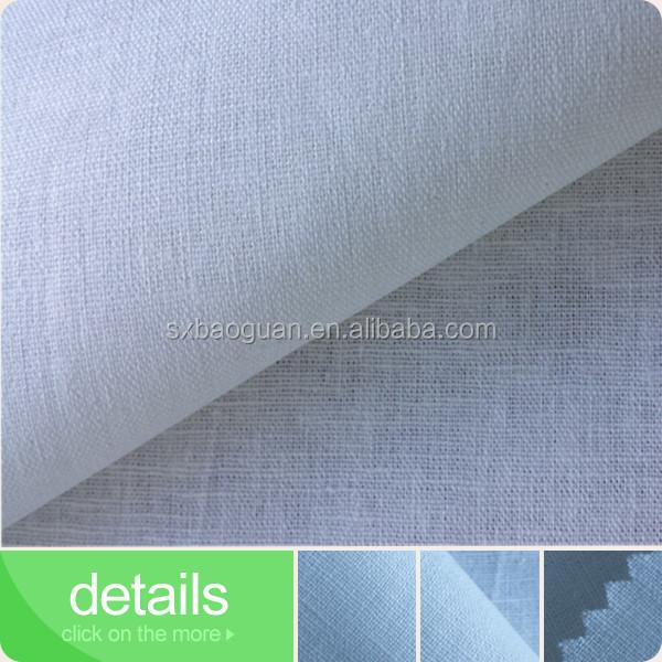 2015 shaoxing baoguan literie greige coton tissu oeillet frontière broderie coton tissu extensible imprimé coton tissu