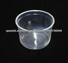 envase de alimentode Plástico PP