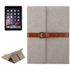 2015 Hot Sale Business Style 3 Folio PU Tablet Case for iPad Air 2 for Wholesale