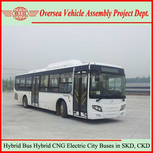 Hybrid urban transport bus - 11meter - CNG City Bus With 42 Seats