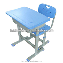 2015 Low price!High quality!Factory Supply !School furniture, used school desks for sale,school single desk and chair