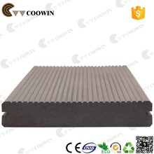 wood-plastic composite decking sunny hot resistance floor