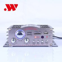 YW-304 motorcycle amplifier with remote control