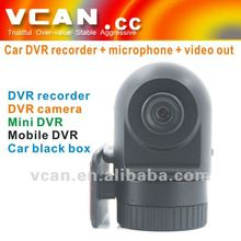 Long distance recorder video camera VCAN0435-272 Car DVR video recorder with microphone with video output