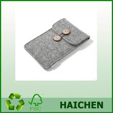 Diy Design High Quality felt mobile phone bag/felt cell phone bag/felt phone case