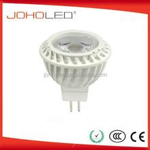 PERFECT HEAT 6W MR16S COB LED SPOTLIGHT MR16 BASE 6000K LAMP